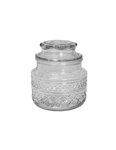 Γυάλα με καπάκι vintage12.5Χ14εκ.800ml