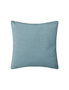 Μαξιλάρι μπλε βαμβ.OTTO 38Χ38